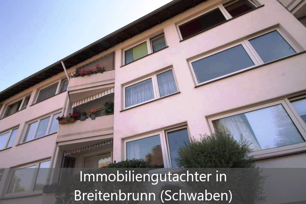 Immobilienbewertung Breitenbrunn (Schwaben)