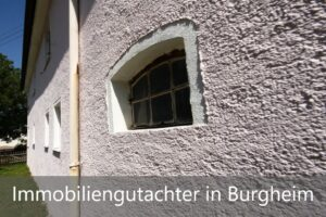 Immobiliengutachter Burgheim