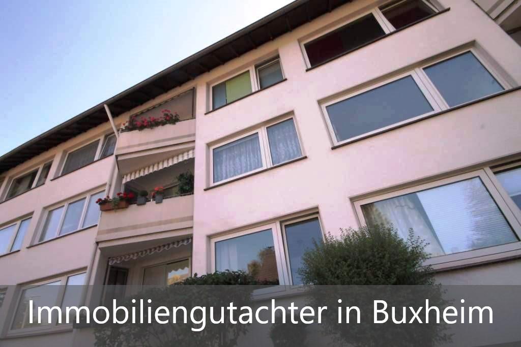 Immobilienbewertung Buxheim (Schwaben)