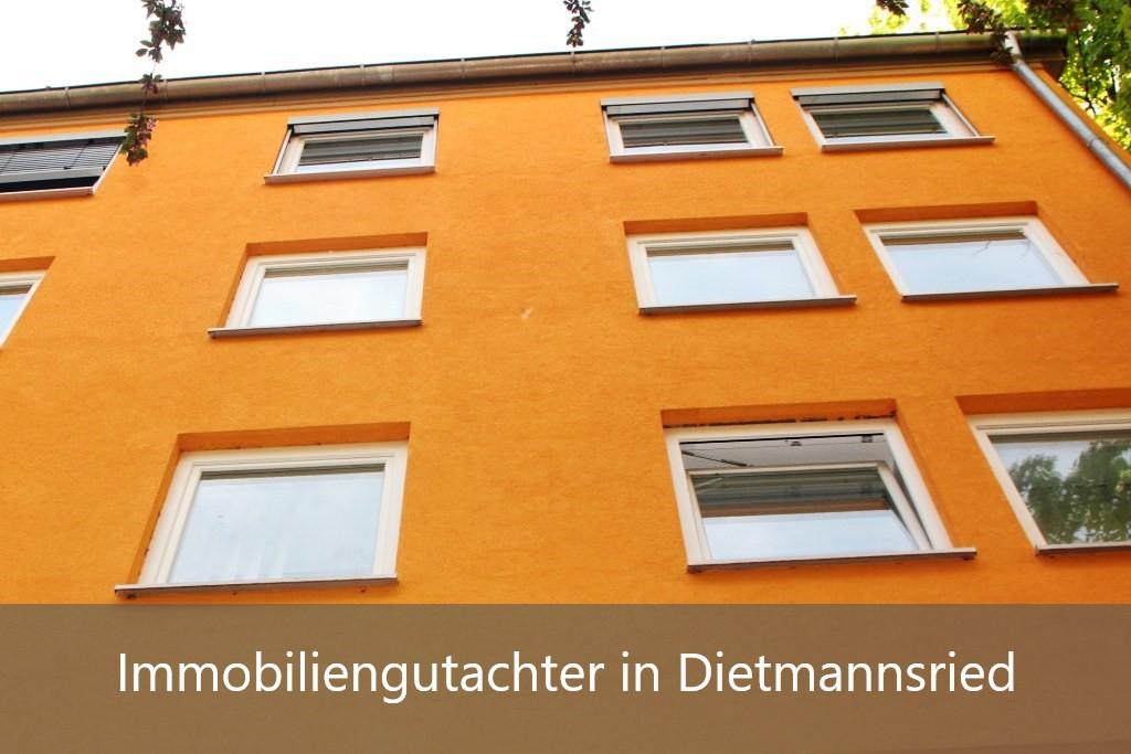 Immobilienbewertung Dietmannsried