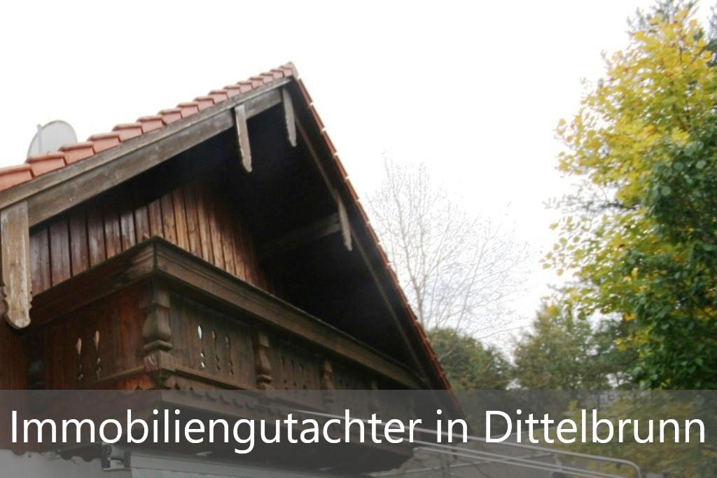 Immobilienbewertung Dittelbrunn
