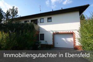 Immobiliengutachter Ebensfeld