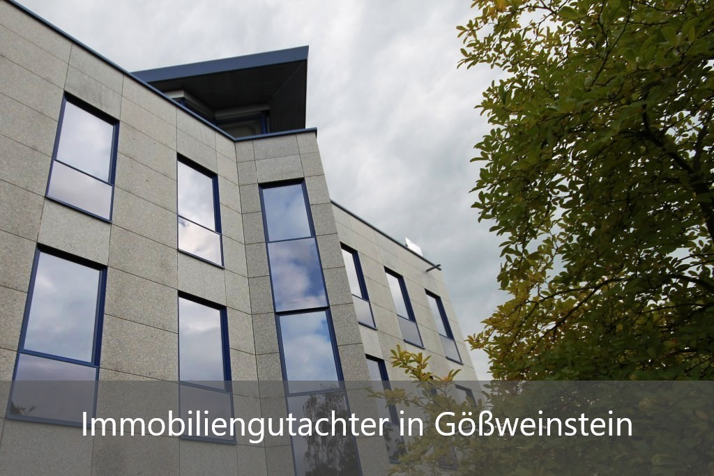 Immobilienbewertung Gößweinstein