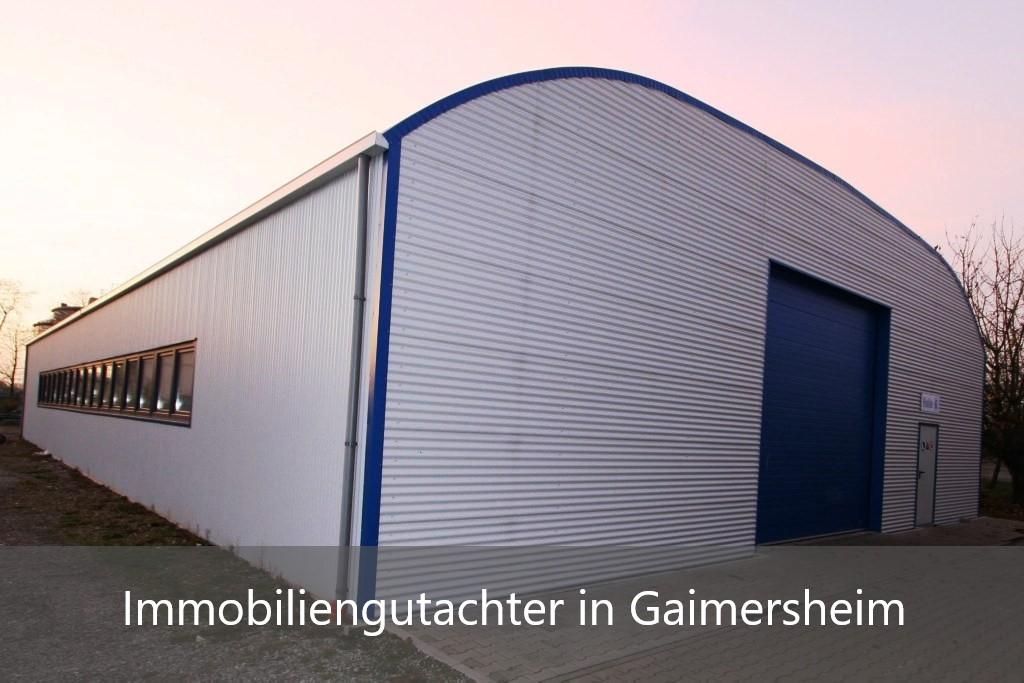 Immobilienbewertung Gaimersheim