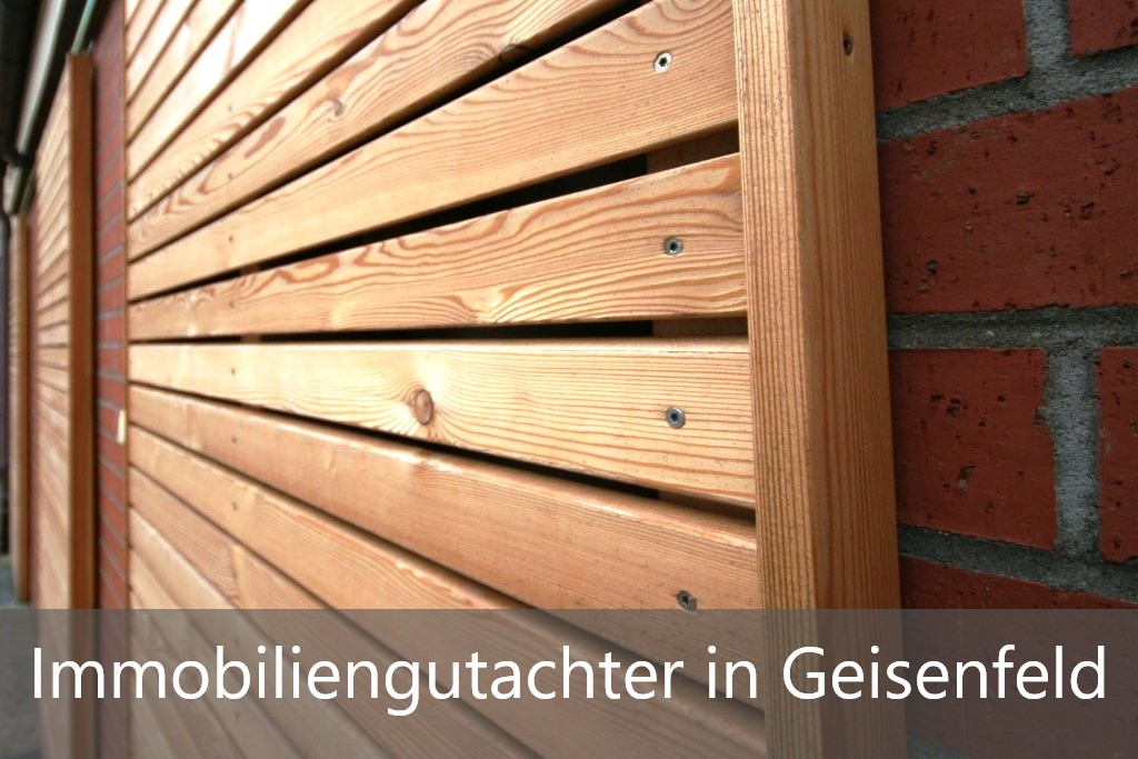 Immobilienbewertung Geisenfeld