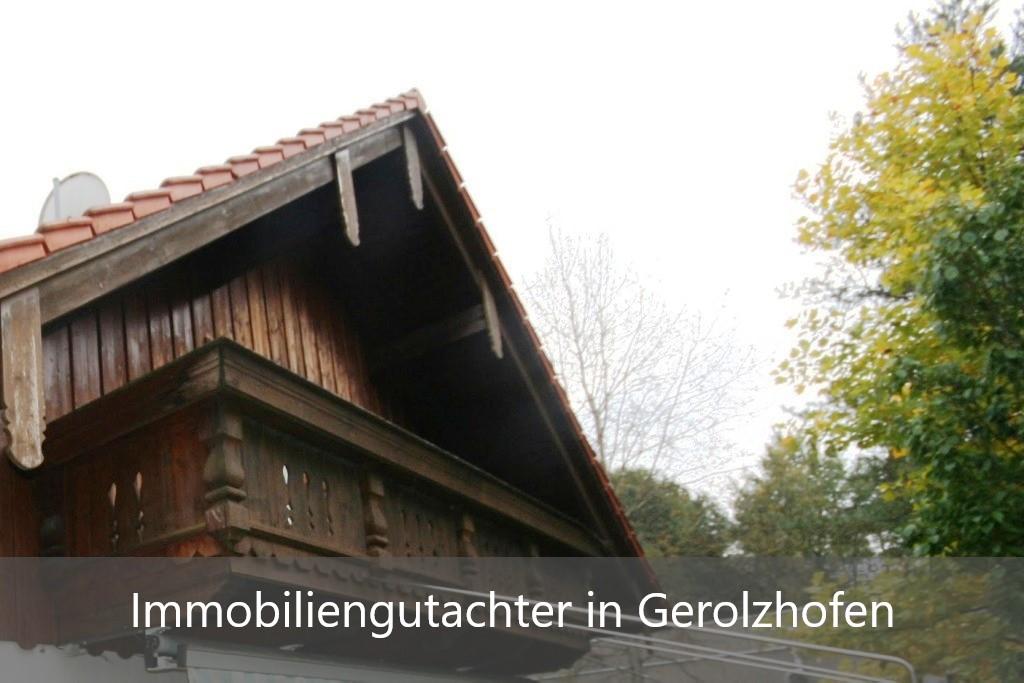 Immobilienbewertung Gerolzhofen