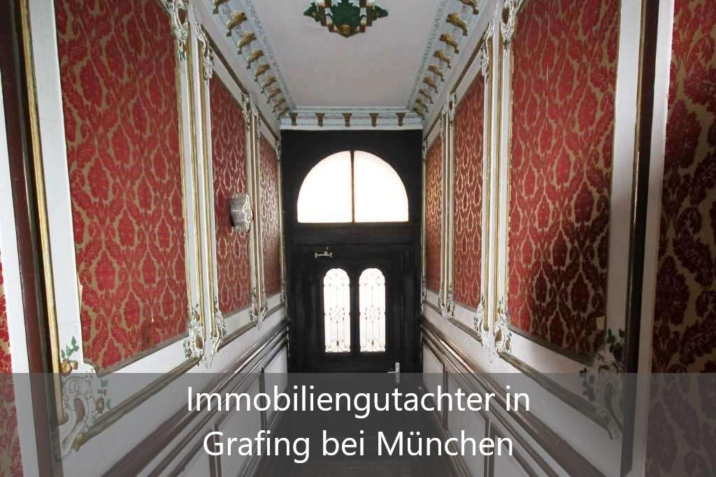 Immobilienbewertung Grafing bei München