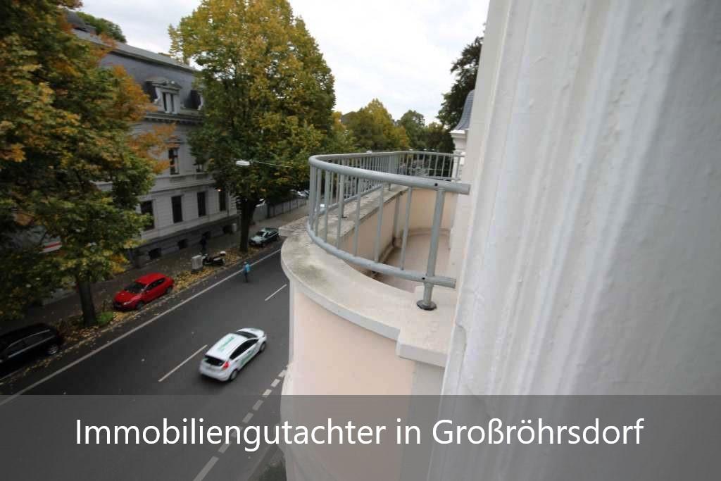 Immobilienbewertung Großröhrsdorf