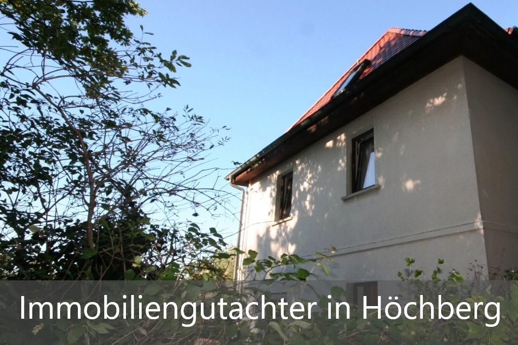 Immobilienbewertung Höchberg