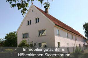 Immobiliengutachter Höhenkirchen-Siegertsbrunn