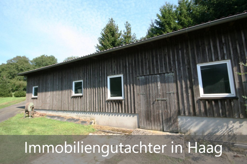 Immobilienbewertung Haag in Oberbayern