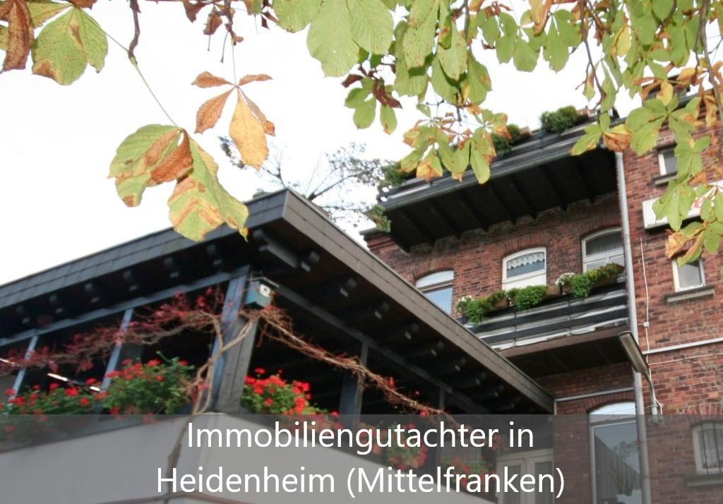 Immobilienbewertung Heidenheim (Mittelfranken)