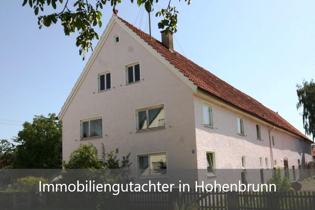 Immobilienbewertung Hohenbrunn