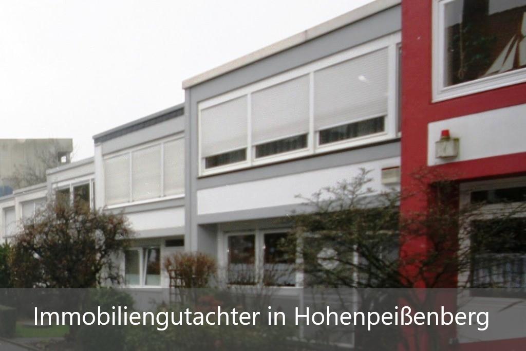 Immobilienbewertung Hohenpeißenberg
