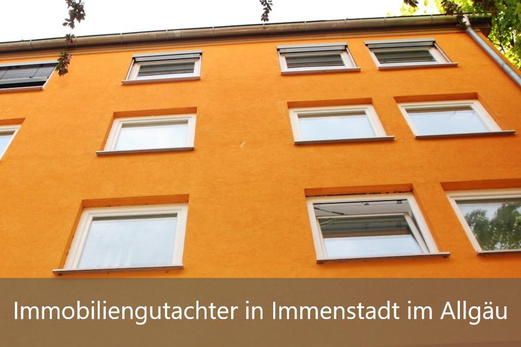 Immobilienbewertung Immenstadt im Allgäu