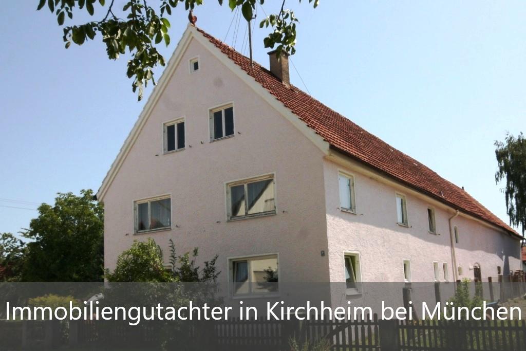 Immobilienbewertung Kirchheim bei München