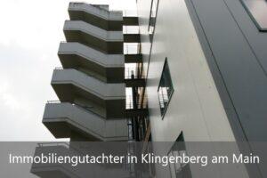 Immobiliengutachter Klingenberg am Main