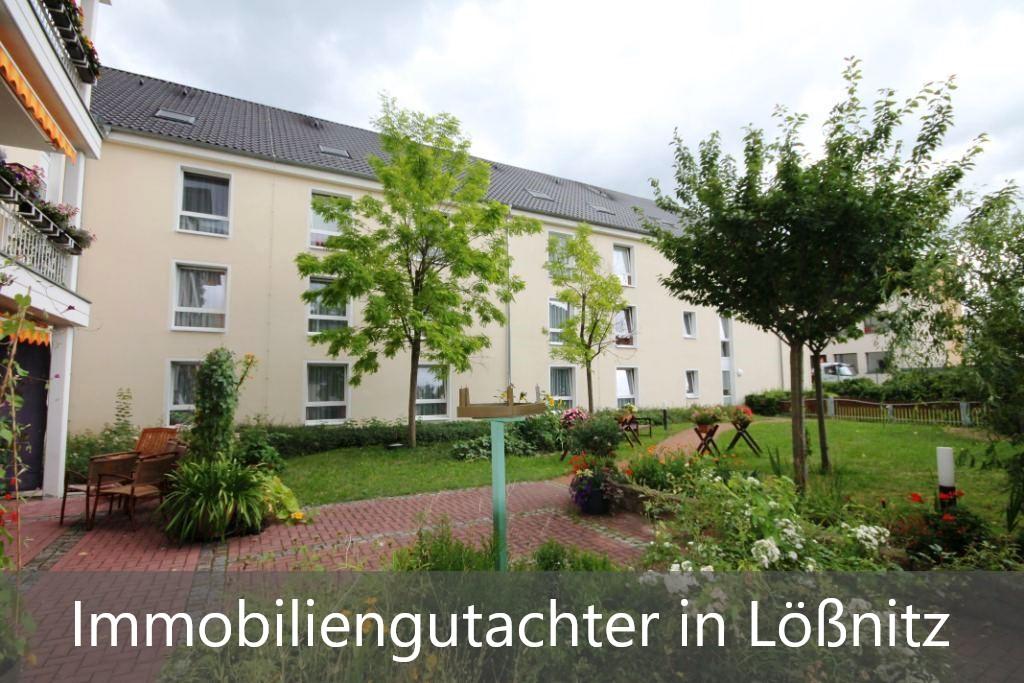 Immobilienbewertung Lößnitz (Erzgebirge)