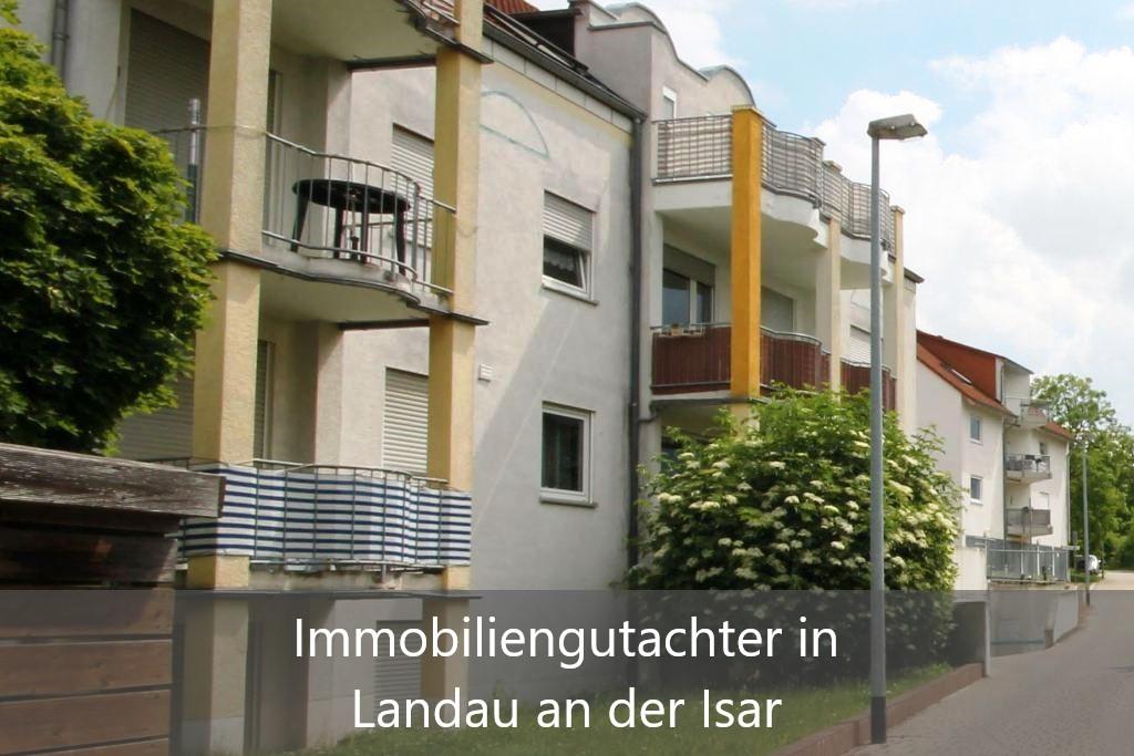 Immobilienbewertung Landau an der Isar