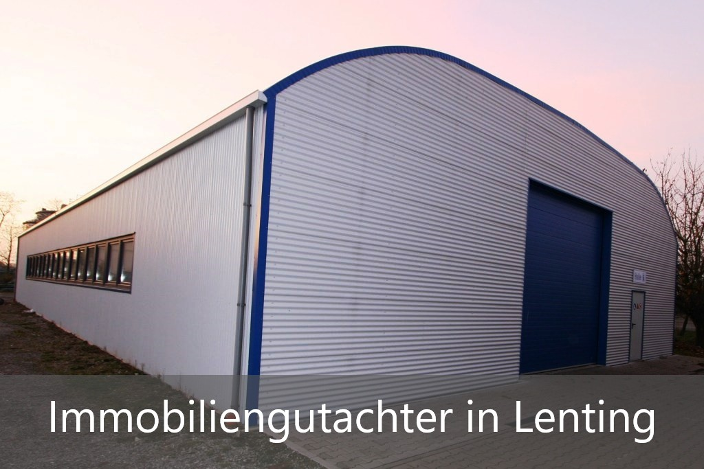 Immobilienbewertung Lenting