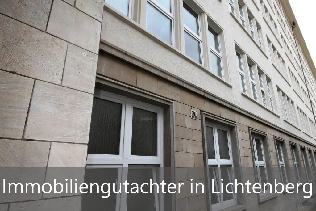 Immobilienbewertung Lichtenberg (Oberfranken)