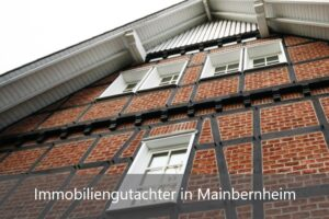 Immobilienbewertung Mainbernheim