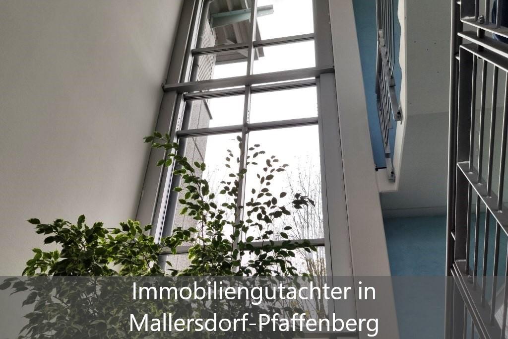 Immobilienbewertung Mallersdorf-Pfaffenberg