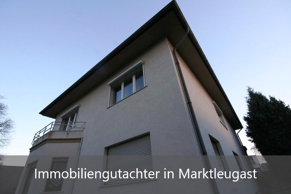 Immobilienbewertung Marktleugast