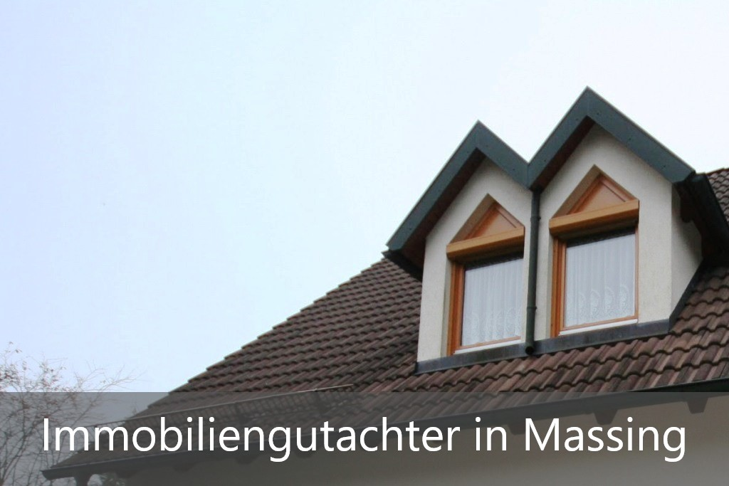 Immobilienbewertung Massing