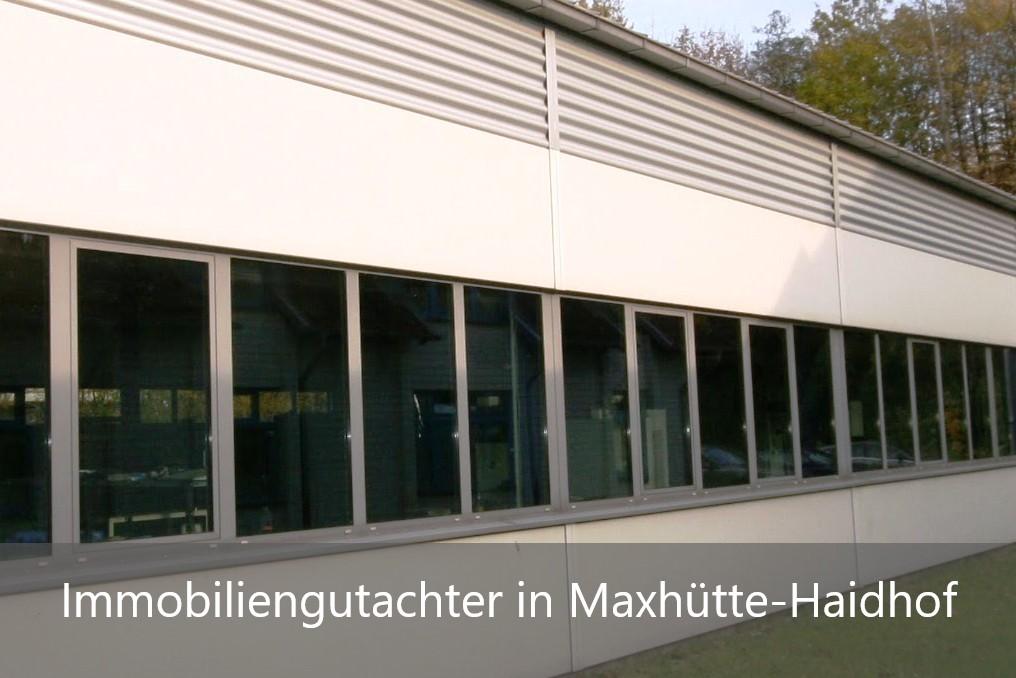 Immobilienbewertung Maxhütte-Haidhof
