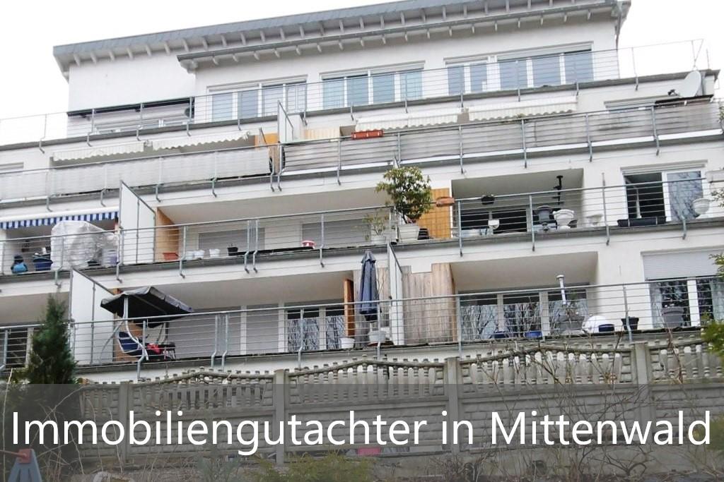 Immobilienbewertung Mittenwald