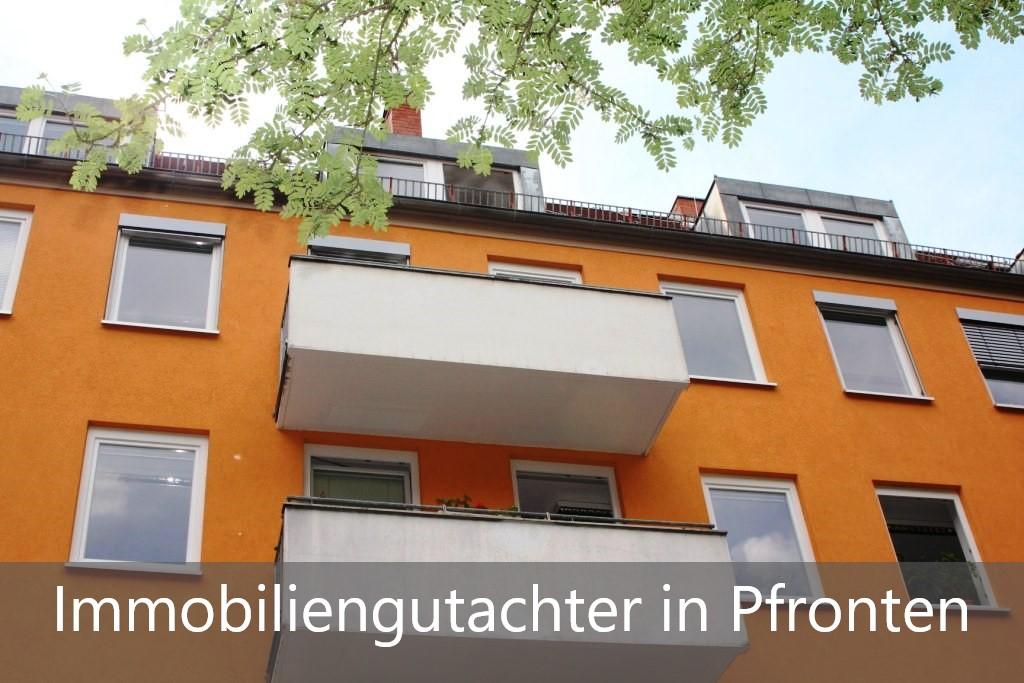 Immobilienbewertung Pfronten