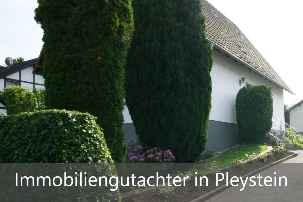 Immobilienbewertung Pleystein