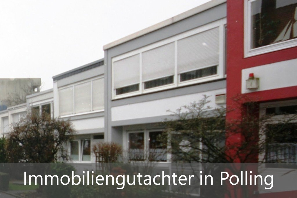 Immobilienbewertung Polling (bei Weilheim)