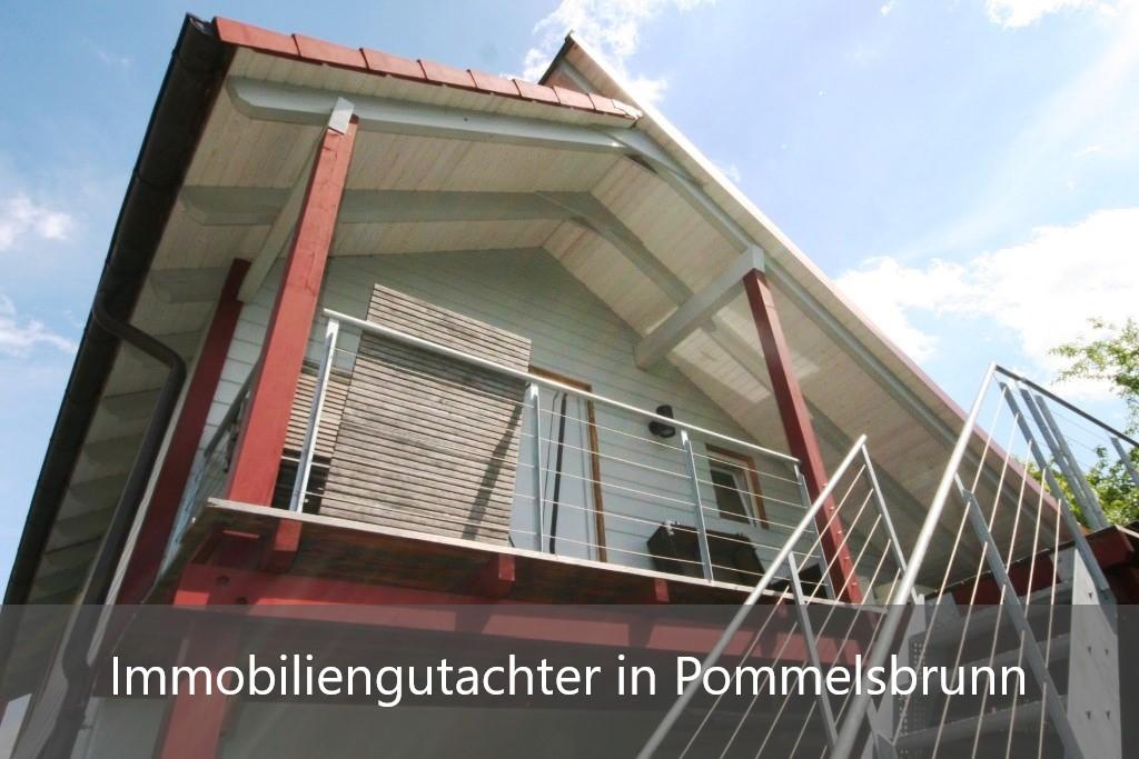 Immobilienbewertung Pommelsbrunn