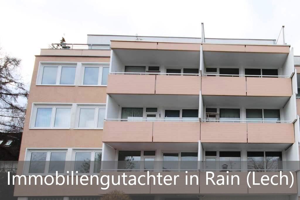 Immobilienbewertung Rain (Lech)