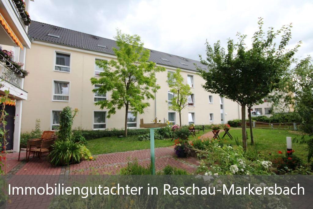 Immobilienbewertung Raschau-Markersbach