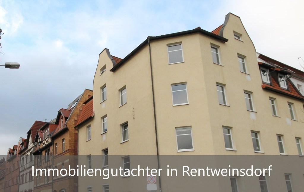 Immobilienbewertung Rentweinsdorf
