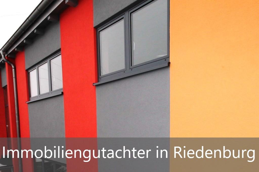 Immobilienbewertung Riedenburg