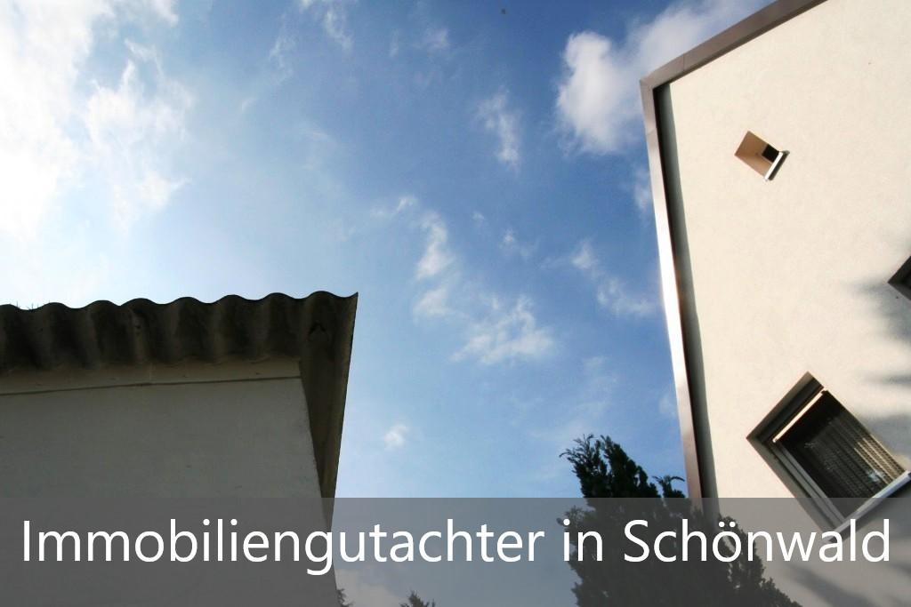 Immobilienbewertung Schönwald (Bayern)