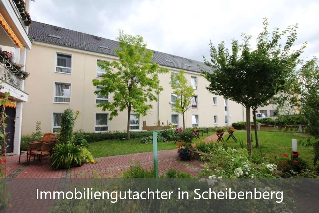 Immobilienbewertung Scheibenberg
