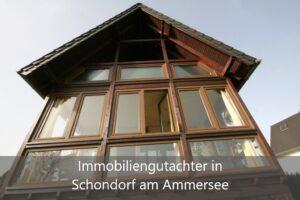 Immobiliengutachter Schondorf am Ammersee