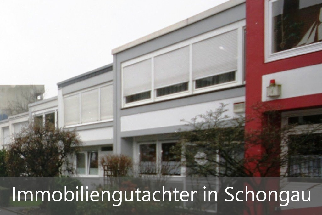 Immobilienbewertung Schongau