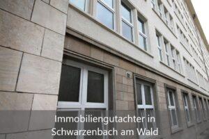 Immobiliengutachter Schwarzenbach am Wald