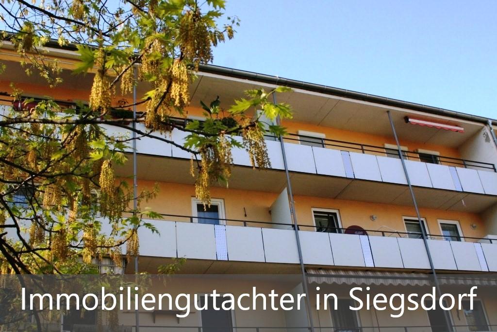 Immobilienbewertung Siegsdorf
