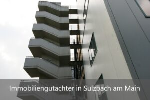 Immobiliengutachter Sulzbach am Main