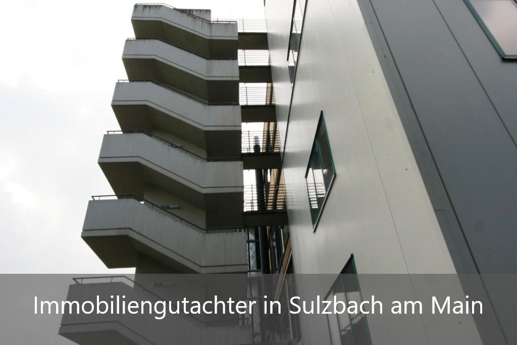 Immobilienbewertung Sulzbach am Main