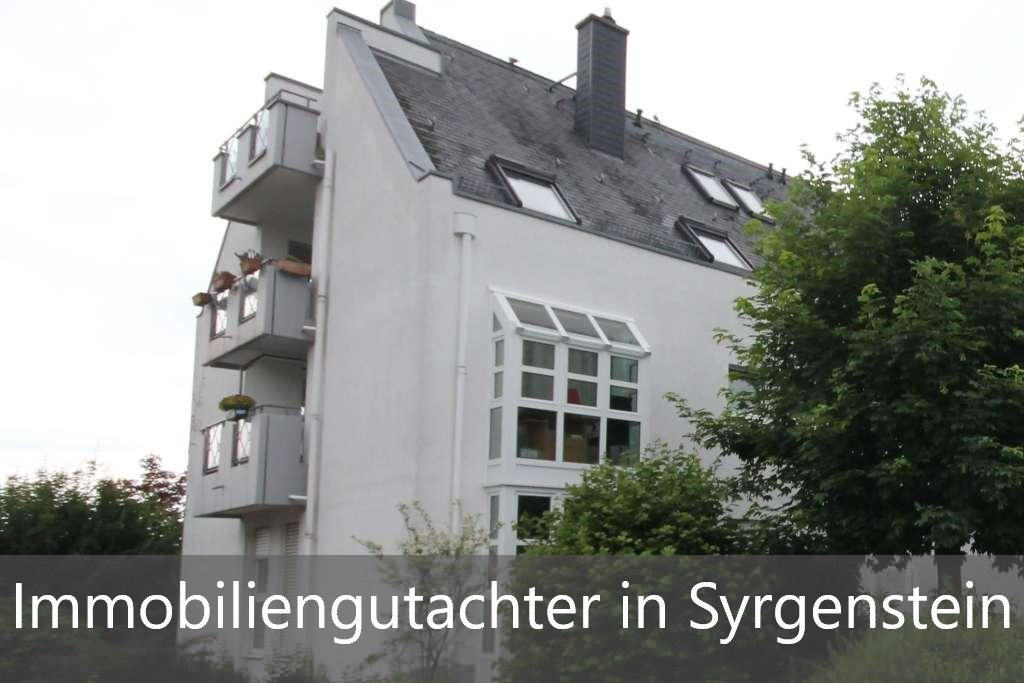 Immobilienbewertung Syrgenstein