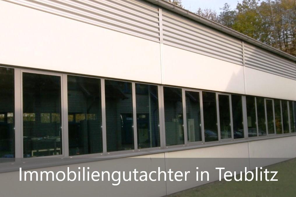 Immobilienbewertung Teublitz