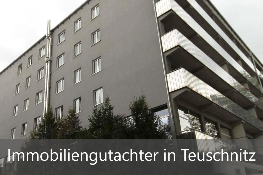 Immobilienbewertung Teuschnitz
